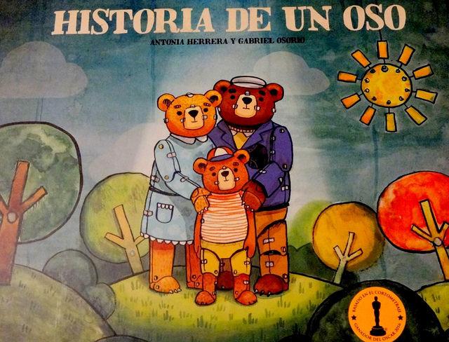 """Creadores de """"Historia de un Oso"""": """"estamos muy contentos con el éxito del libro"""""""