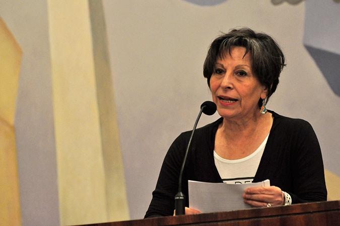 María Emilia Tijoux, Coordinadora de la Cátedra de Racismos y Migraciones Contemporáneas de la U de Chile.