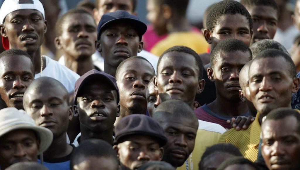 Visas especiales para ciudadanos haitianos en Chile