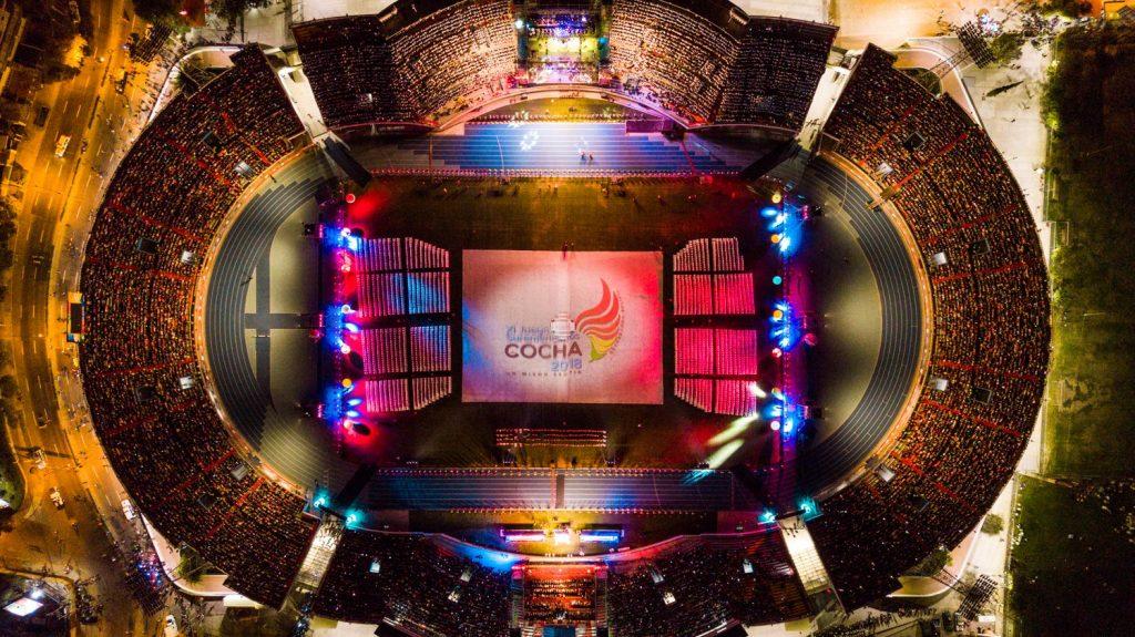 Foto de XI Juegos Suramericanos de Cochabamba 2018 / Estudiantes de la Universidad de Chile tienen destacada participación en XI Juegos Suramericanos de Cochabamba 2018