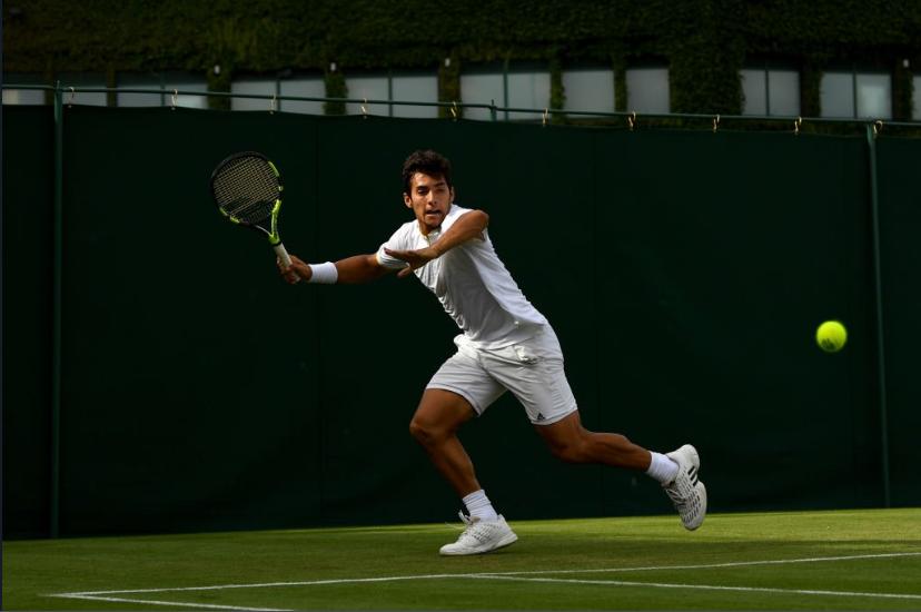 Christian Garín logra superar la qualy y se mete en el cuadro principal de Wimbledon