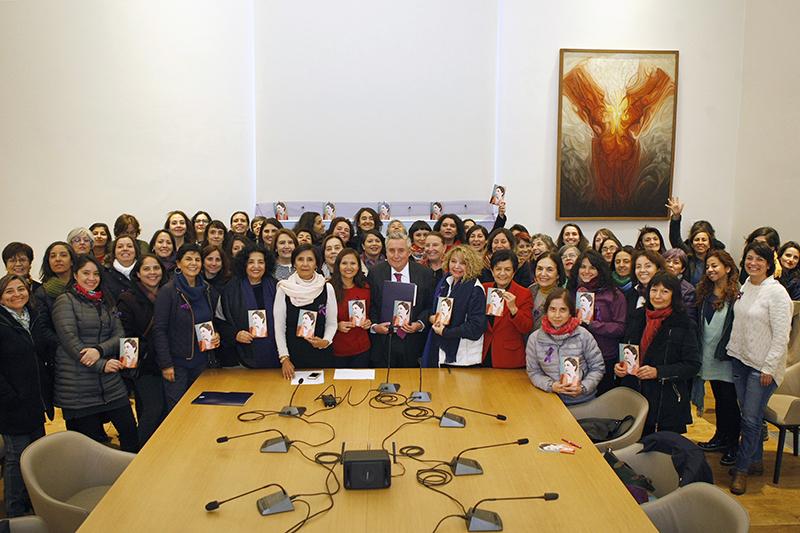 Red amanda labarca universidad de Chile