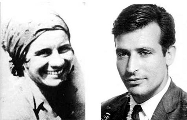 María Cecilia Magnet y Guillermo Tamburini
