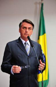 Jair Bolsonaro, el candidato de la ultraderecha