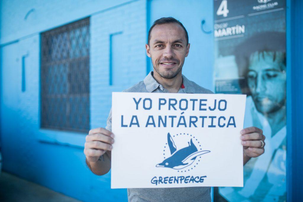Gentileza Greenpeace