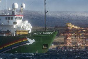 Greenpeace Chile.