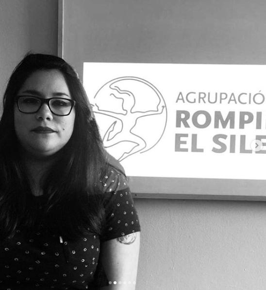 """Nicole Rojas de Agrupación Lesbica Rompiendo el Silencio: """"los hijos de la diversidad sexual son los nuevos hijos ilegítimos"""""""
