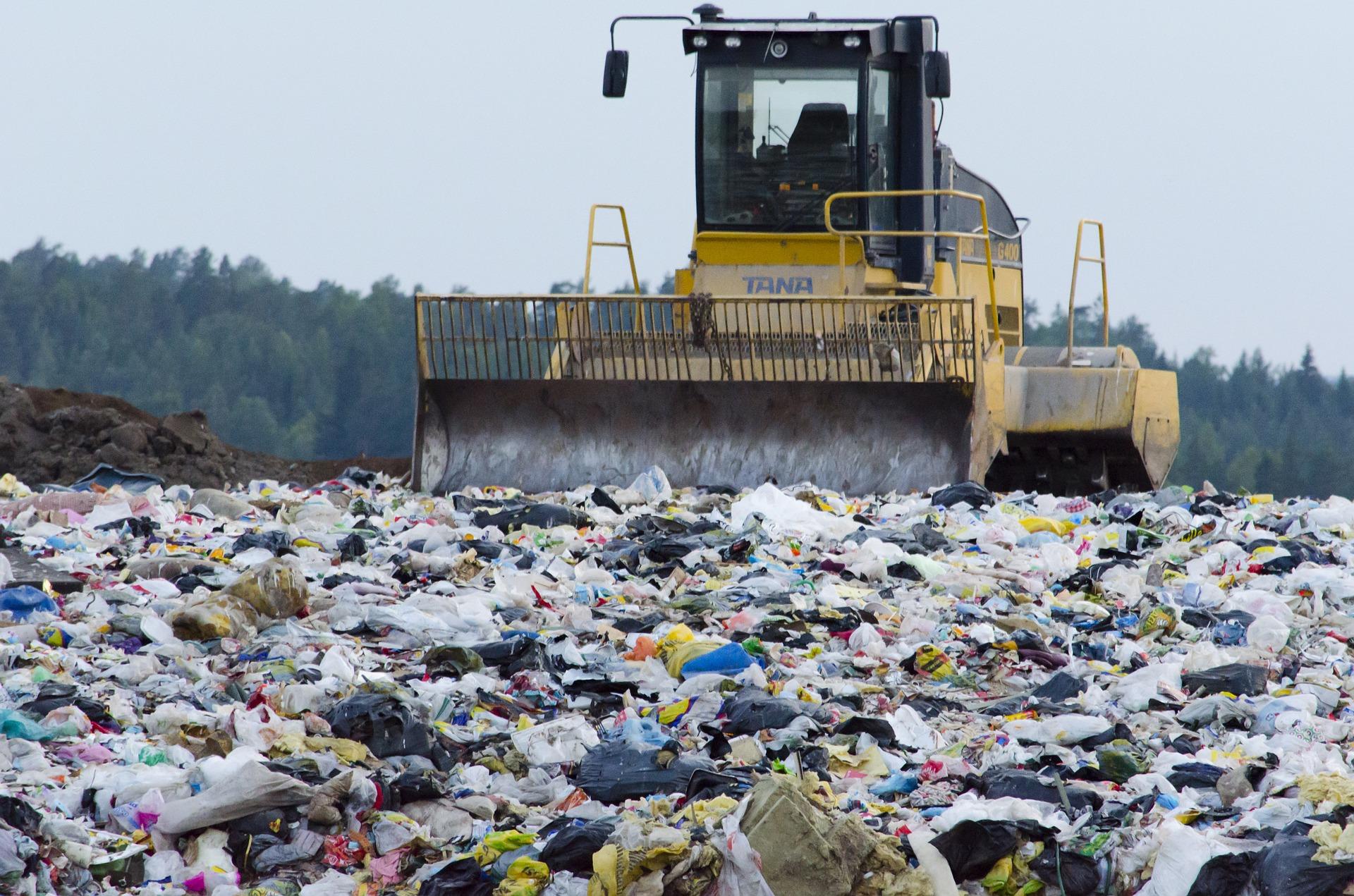 basura y contaminación