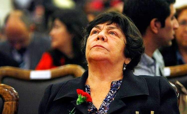Organización de Ejecutados políticos, Alicia Lira