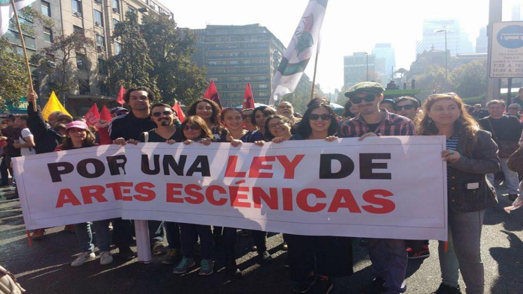 Foto: Sindicato de Actores de Chile