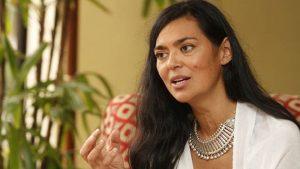 La directora del Centro de Derechos Humanos de la Universidad de Chile, Nancy Yáñez.