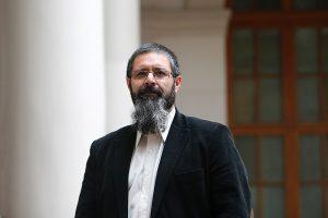 El coordinador académico de la Cátedra de Derechos Humanos, Claudio Nash.
