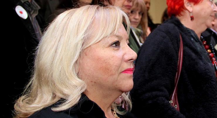 Soledad Castillo, abogada y directora de Corporación Villa Grimaldi